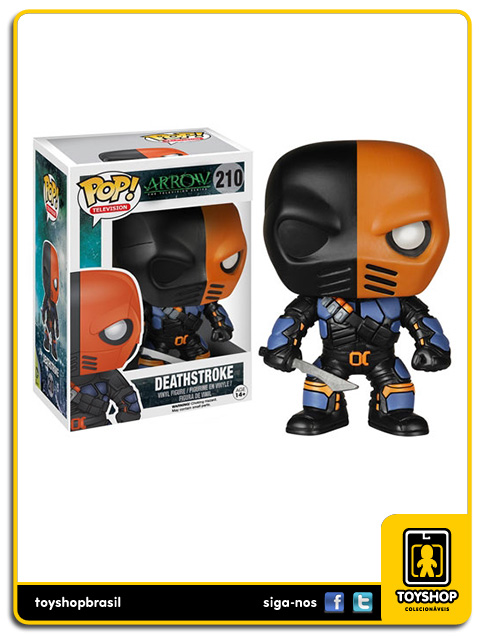 Arrow: Deathstroke Pop - Funko
