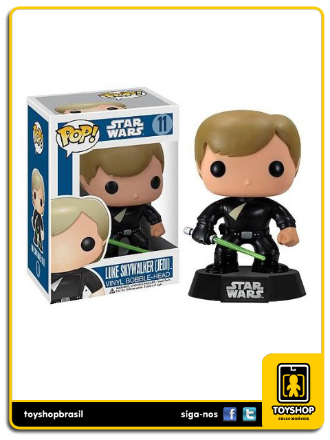 Star Wars: Luke Skywalker Jedi Pop - Funko