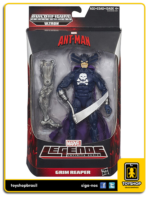 Marvel Legends Ultron: Grim Reaper - Hasbro