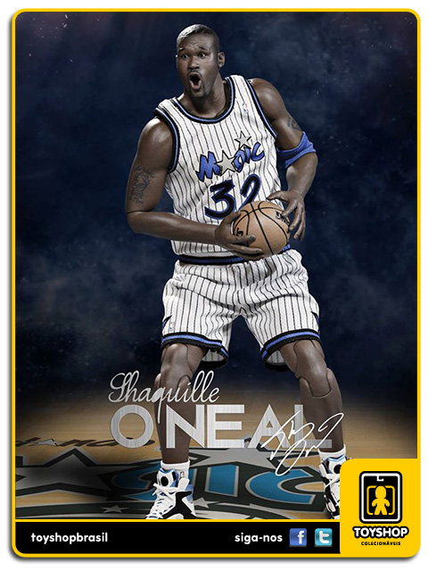 NBA: Shaquille O'Neal 1/6 - Enterbay