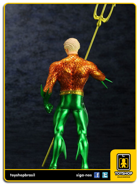 The New 52: Aquaman 1/10 Artfx - Kotobukiya