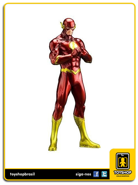 The New 52: The Flash 1/10 Artfx - Kotobukiya