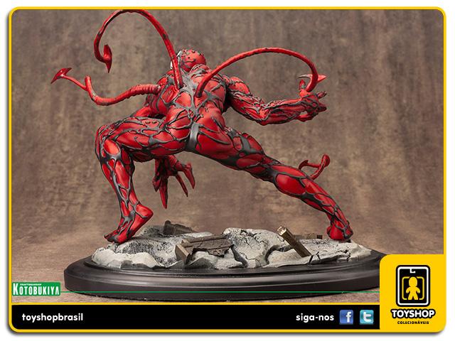 Marvel Comics: Maximum Carnage Fine Art Statue - Kotobukiya