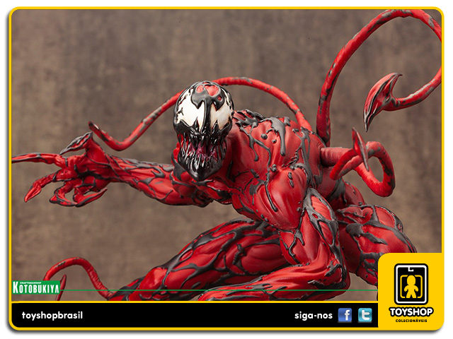 Marvel Comics: Maximum Carnage Fine Art Statue - Kotobukiya