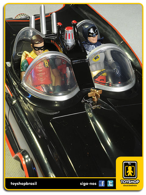 Batman Classic TV Series: Batmobile - Mattel