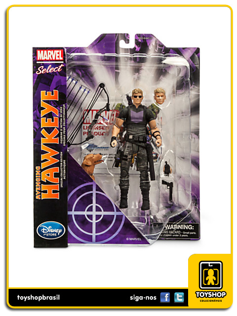 Marvel Select: Avenging Hawkeye - Diamond