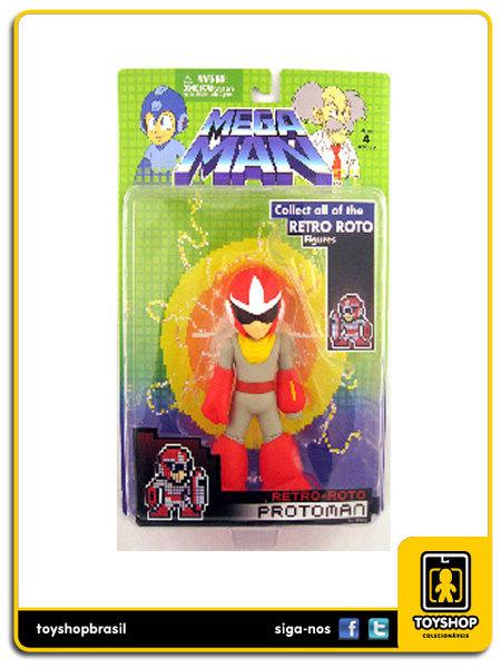 Mega Man Retro Roto: Protoman - Jazwares