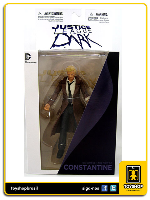 The New 52: Constantine - DC Collectibles