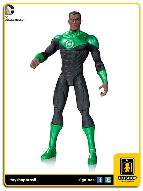 The New 52: Green Lantern John Stewart - DC Collectibles
