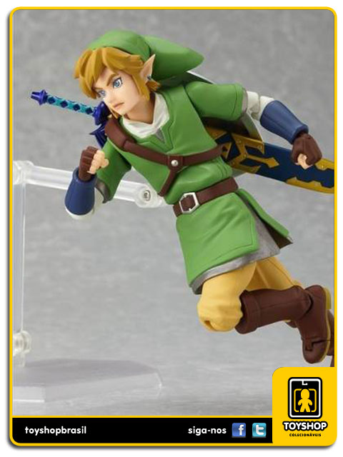 The Legend of Zelda: Skyward Sword Link Figma - Good Smile