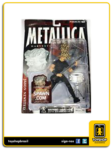 Metallica Jason Newsted  McFarlane