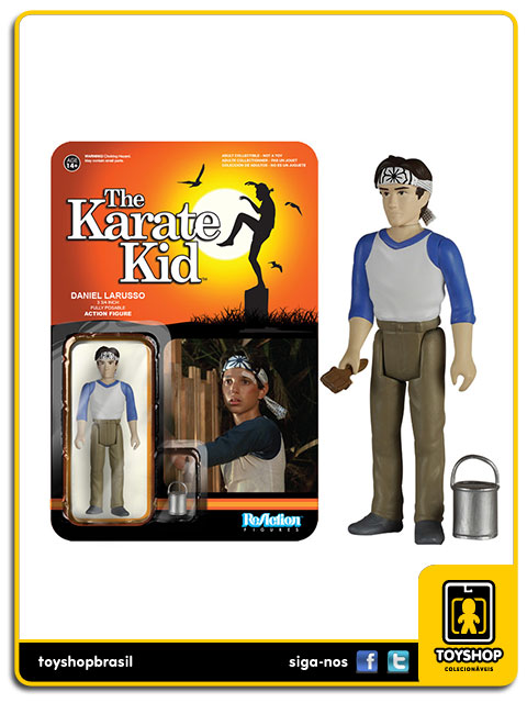 The Karate Kid: Daniel Larusso - Funko
