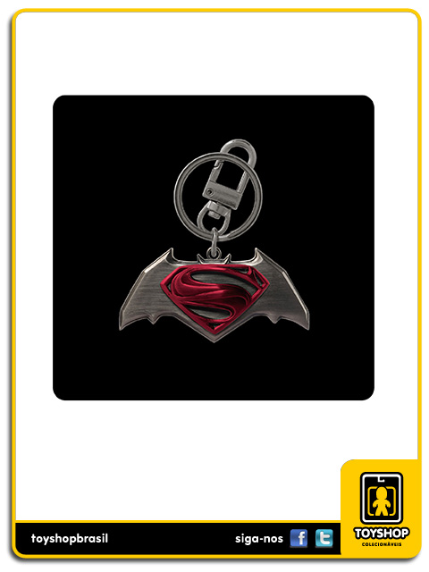 Chaveiro Batman v Superman  Monogram