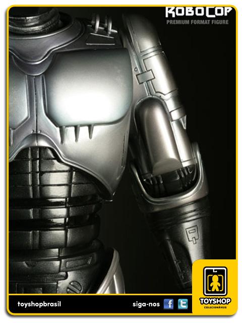 Estátua RoboCop Premium Format - Sideshow Collectibles