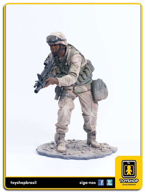 Military Second Tour of Duty : Army Desert Infantry Grenadier  - McFarlane