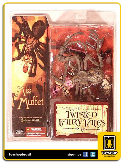 Twisted Fairy Tales : Miss Muffet - McFarlane