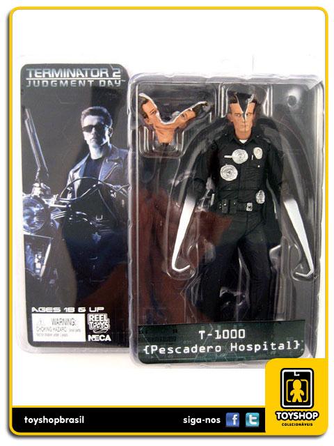 Terminator 2: T-1000 Pescadero Hospital  - Neca