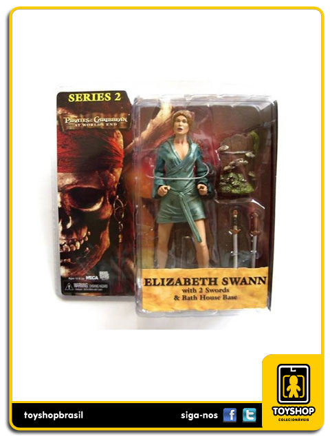 Pirates of the Caribbean: Elizabeth Swann - Neca