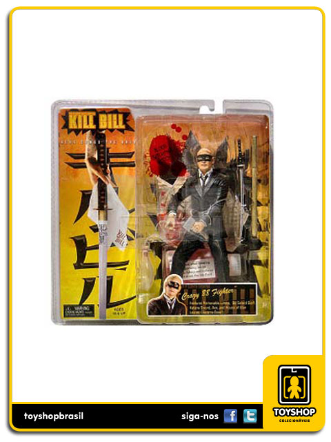 Kill Bill Crazy 88 Fighter 1  Neca