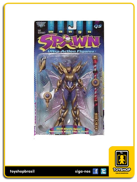 Spawn 9: The Goddess Manga Spawn - Mcfarlane