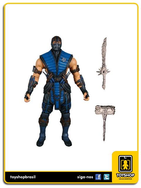 Mortal Kombat X: Sub-Zero - Mezco