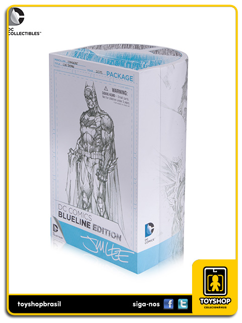 DC Comics Batman Black & White Jim Lee - DC Collectibles