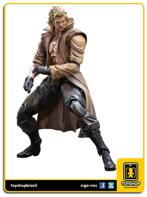 Play Arts Metal Gear Solid: Liquid Snake - Square Enix