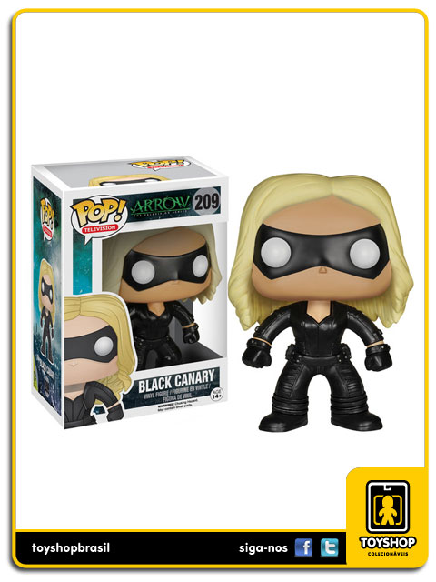 Arrow: Black Canary Pop - Funko