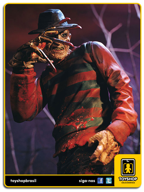 Movie Maniacs: Freddy Krueger 45 cm - Mcfarlane