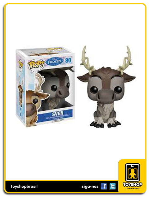 Frozen: Sven  Pop - Funko
