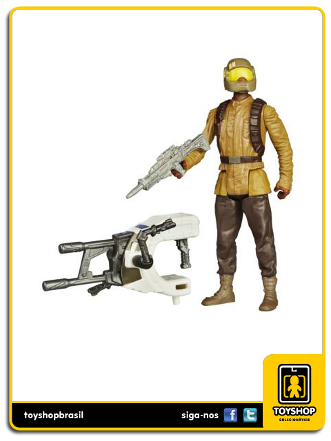 Star Wars The Force Awakens: Resistance Trooper - Hasbro