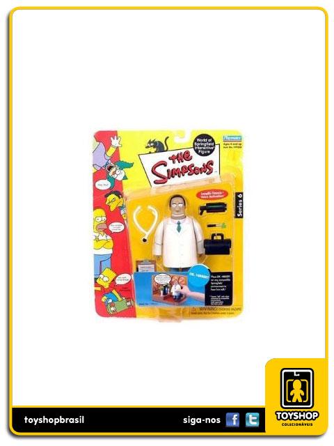 The Simpsons: Dr.Hibbert - Playmates