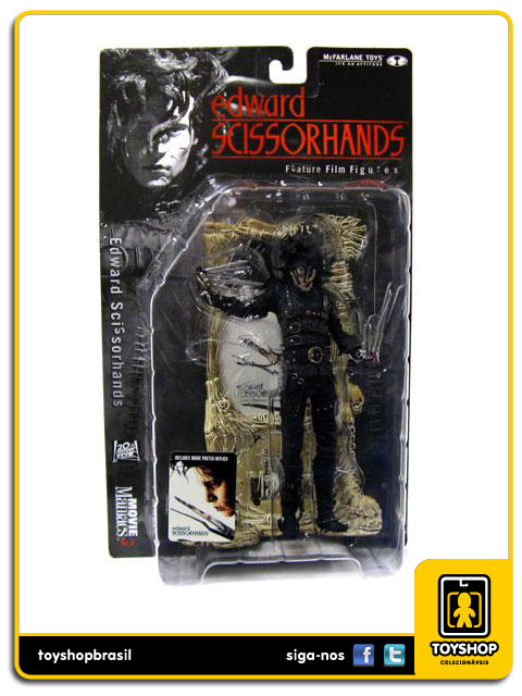 Movie Maniacs: Edward Scissorhands - Mcfarlane