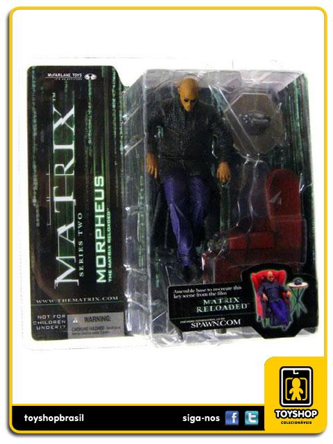 Matrix: Morpheus - Mcfarlane