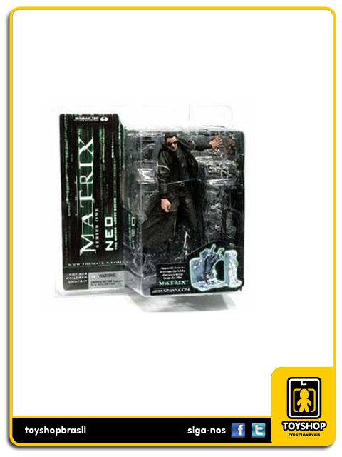 Matrix: Neo Lobby Scene - Mcfarlane