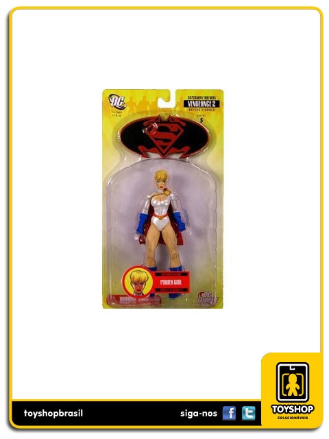 Superman/Batman Vengeance 2: Power Girl - Dc Direct