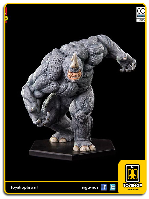 Marvel Comics: Rhino 1/10 - Iron Studios