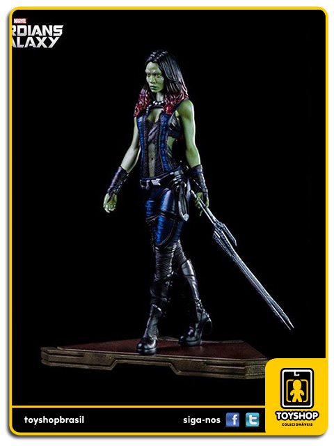 Guardians of the Galaxy: Gamora 1/10 - Iron Studios
