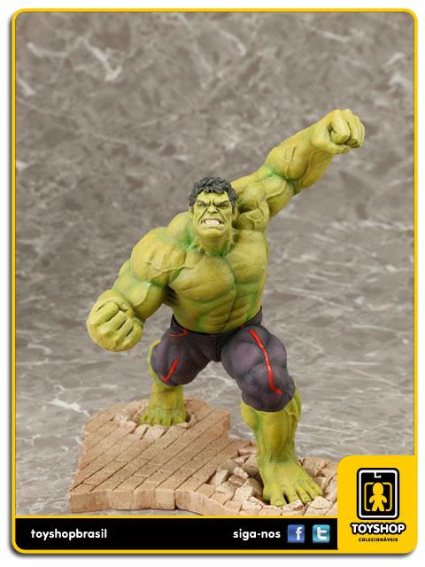 Avengers Age of Ultron: Hulk  1/10 Artfx - Kotobukiya