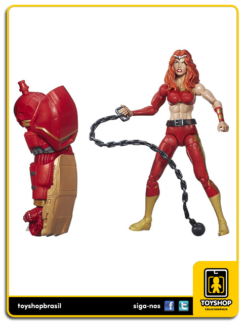 Marvel Legends Infinite Hulkbuster: Thundra - Hasbro