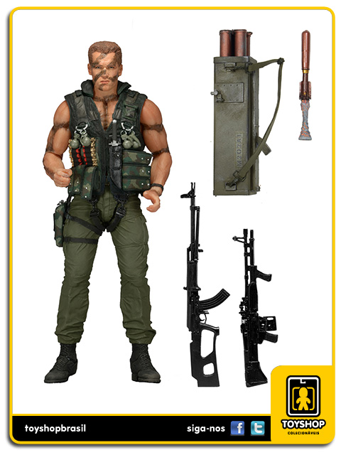 Commando: John Matrix - Neca