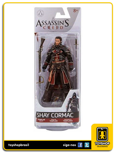 Assassin´s Creed 4: Shay Cormac - Mcfarlane