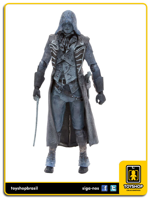 Assassin´s Creed 4: Arno Dorian Vision - Mcfarlane