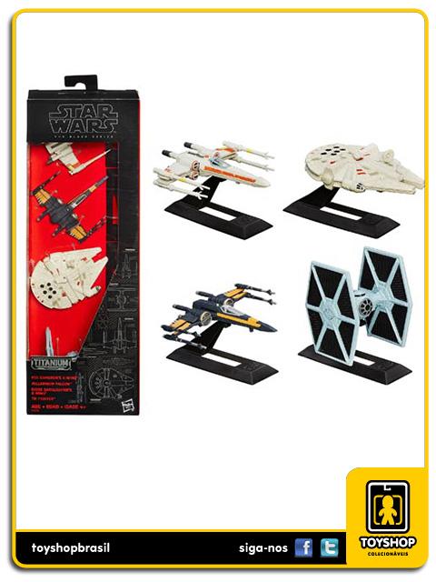 Star Wars The Black Series Titanium: Gift Pack - Hasbro