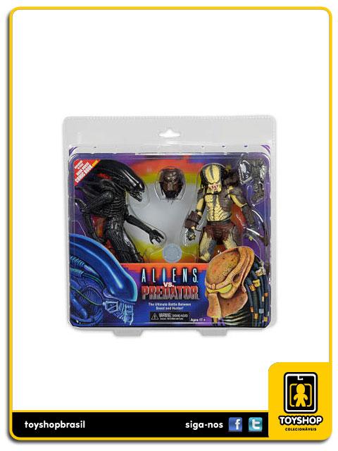 Aliens vs Predator: 2-Pack Dark Horse - Neca