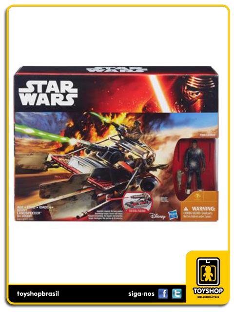 Star Wars The Force Awakens: Desert Landspeeder - Hasbro