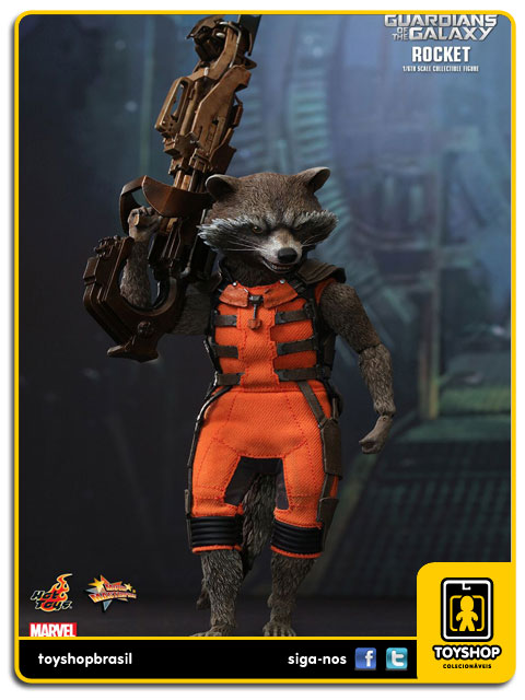 Guardians of the Galaxy: Rocket & Groot  - Hot Toys
