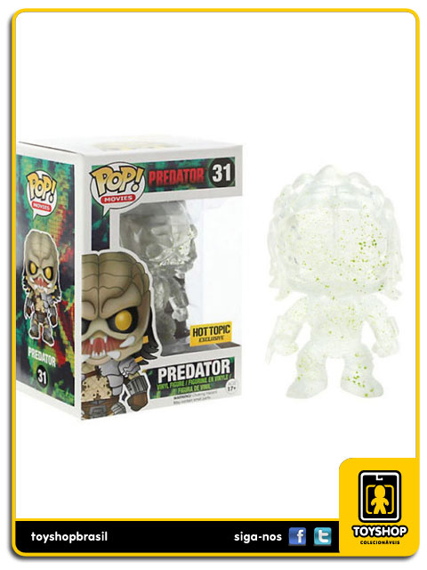 Predator: Predator Hot Topic Exclusive Pop - Funko