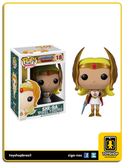 Masters of the Universe: She-Ra Pop - Funko