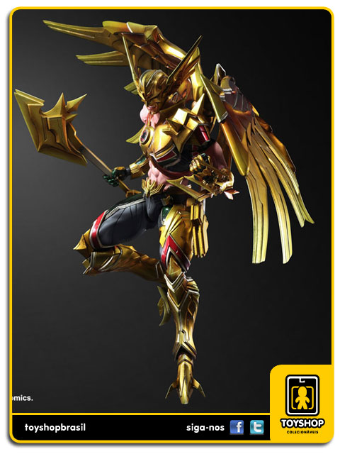 Play Arts DC Comics: Hawkman Variant - Square Enix
